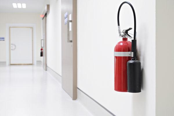 Fornitura e manutenzione antincendio Torino