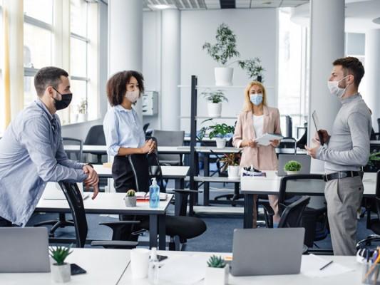 Protocollo Covid-19 per la condivisione negli ambienti di lavoro
